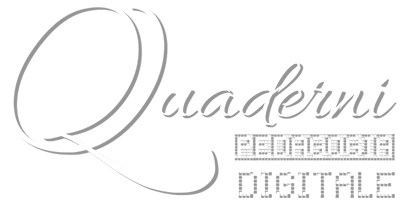 Quaderni di Pedagogia Digitale // Fondo Pizzigoni // Digito Dunque Sono // Logo Quaderni